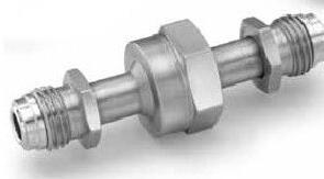 世伟洛克全焊接外螺纹单向阀